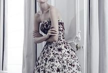 { j'adore dior } / everything dior. fashion. runway. / by V I O L E T & OLIVE