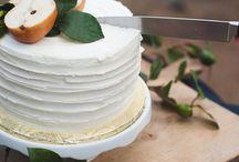 { let them eat cake } / wedding cakes. party cakes. entertaining.