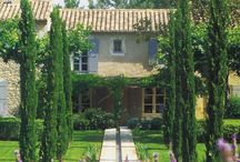 { maison francaises } / French inspired home