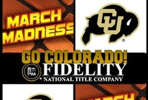 We Love CU / by Fidelity National Title Company (Colorado)