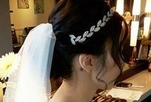 Wedding Hair / Community Board: Our own Wedding and Grad Hair Styles and other popular styles we thought you would like!  / by Mirror Mirror Salon & Spa