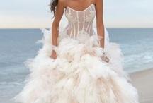 dresses and weddings