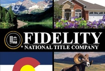 Title...Title...Title / by Fidelity National Title Company (Colorado)
