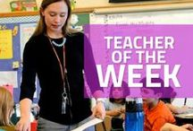 TEACHER OF THE WEEK / Every week, DNAinfo.com Chicago goes straight to the head of the class. Our neighborhood reporters sit down with teachers in Chicago's public and private schools to discuss their educational philosophies and the challenges they face. Send your suggestions for Teacher of the Week to chicago-newsroom@dnainfo.com or call us at (312) 508-4300.