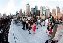 Roof party - Feesten op het dak / by dakwaarde - roofvalue