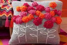 todo lo que me gusta! en crochet / Las mas bellas imágenes de tejidos en crochet / by Gabriela Romero Grezzi