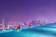 Over the top rooftops / by dakwaarde - roofvalue