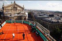 Rooftops sportfields / by dakwaarde - roofvalue