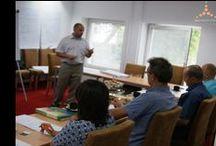 """Szkolenie otwarte """"Zarządzanie Zespołem Produkcyjnym"""" 19-20.08.2013 / Zapraszamy do obejrzenia zdjęć ze szkolenia."""