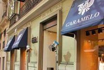 EVENTO CARAMELO / Presentación de la colección primavera-verano 2013 de Caramelo