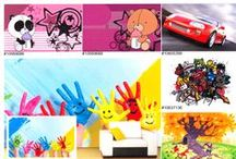 Product -- Cartoon / Product Material Type -- Paper-Backed, Self-adhesive,  Product owned and copyright by JuzStick.  For enquiries, please call / sms / whatsapp to -- 011-26102599 (Meng), or Email to -- skm.skmarts@gmail.com / by SKM ARTS