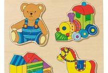 material escolar / el material que se utiliza para las escuelas infantiles