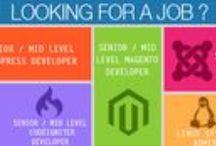 Job Requirements @ Sketch Web Solutions