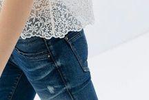 { it's in the jean's } / jeans, denim