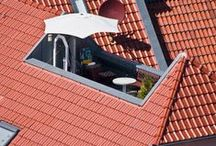 Sloping Roof - Schuin dak / Hellende daken / Sloping Rooftops and what you can do with them - Schuin hellende daken en wat je er allemaal mee kan / by dakwaarde - roofvalue