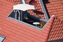 Sloping Roof - Schuin dak / Hellende daken / Sloping Rooftops and what you can do with them - Schuin hellende daken en wat je er allemaal mee kan / by dakwaarde - roofvalue