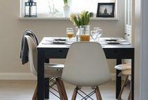 My Home - living room dining room / http://loftmeup.blogspot.com/ #loftmeup #livingroom #diningroom