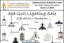 Newsletters & Holiday Promotional Sales! / *www.shopazteclighting.com monthly newsletters & promotional flyers*