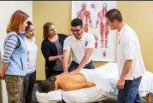 NHI Life / Get a peak inside NHI and get a glimpse of what it's like to be a student at one of the most respected massage schools in the nation.