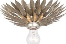 ~LIGHT your world w/ Crystorama~ / Crystorama - Home Decor, Remodel Ideas, Pendants, Chandeliers, Bathroom Vanities & Wall Sconces - If you don't find what you are looking for check out our website! www.shopazteclighting.com