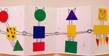 Sótão Pedagógico / Materiais para atividades em pré escolar / Kindergarten activities