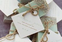 Wedding favours ~ Ideas