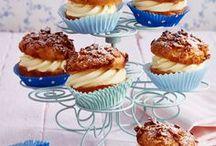 Cupcakes u. Muffins