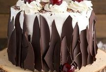 Layer cake / Layer cake. Recettes layer cake. Layer cake faciles. Layer cake anniversaire. Layer cake recipes.