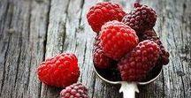 Passion fruits rouges! / Recettes aux fruits rouges, fraises, framboises, cassis, groseilles, mûres, cerises. Cherry, strawberry, redcurrant, blackcurrant, raspberries...