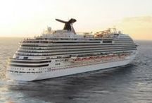 Cruises / Everything about cruises, cruise ships, ports, the beach, and the never ending food!