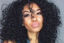 Amazing Hair! / by Shreya Channer