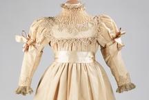 Historical fashion-kinderen