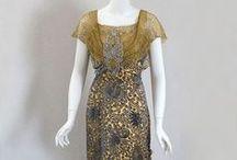 historical fashion 1900-1950