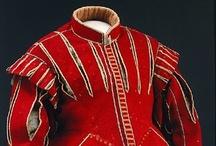 Historical fashion-1600