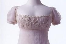 Historical fashion 1800-1815 Empire