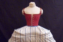 Historical fashion-onderkleding