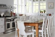 Stunning Kitchens / Beautifully updated, immaculate, dream kitchens.