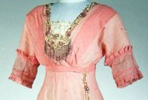 Historical fashion 1924-1929 Charleston