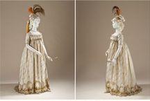 Historical fashion 1790-1800 Franse Revolutie