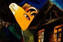 Marc Shagall / Marc Shagall / by Etsuko Osaka