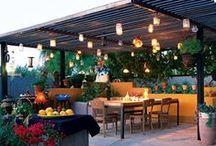 Dreamworthy Backyards / Backyards we love to dream about...
