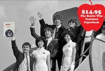 Cyber Monday Deals for Beatles Fans / Do you know someone who loves The Beatles? Of course you do, who doesn't? Start planning your holiday shopping list with these special Cyber Monday discounts! The Beatle Who Vanished is now on sale in Paperback and Kindle eBook just in time for Cyber Monday.