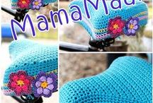 crochet , knitting  / most of it are free patterns
