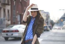 Spring Fashion / Outfit Ideas and DIY Projects for all Your Spring Fashion Needs!