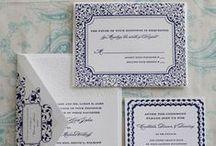 Wedding Invitations we love / Gorgeous stunning wedding invitations