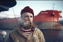 Smoking Pipes / Pipes, tobacco, beards, sailor.