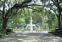 Savannah,Ga / by Connie Brown