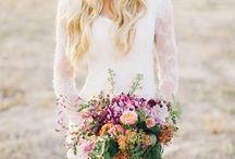 Bohemian Chic / #WedPin #AAWEP #Wedding