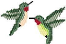 kralen-peyote-vogels