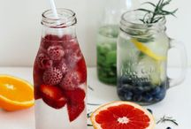 infused water / Ideas and recipes for infused water.